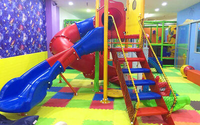 (Mon - Fri) Unlimited Indoor Playground Pass for 1 Child (Below 3 Years Old)