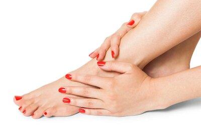 Gel Manicure + Classic Pedicure for 1 Person