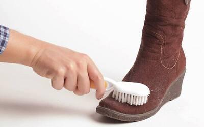 Paket Saphir Sepatu Suede Wanita (5 pairs)
