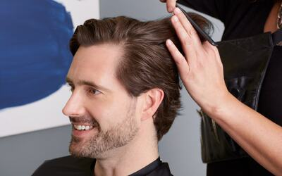 1-Hour Men's Hair Cut for 1 Person