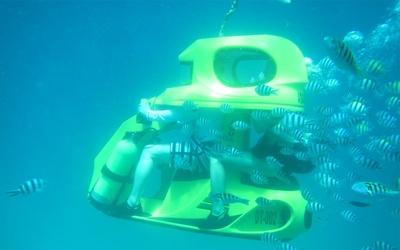 Tanjung Benoa: Aqua Star untuk 1 orang
