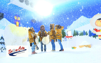2-Hour Snow Play for 1 Adult (Non-Singaporeans)