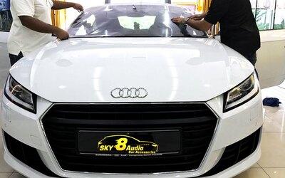 5Mil Solar Tinting for 1 Car