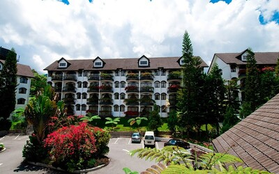 Cameron Highlands: 2D1N Stay in Studio Room for 2 People