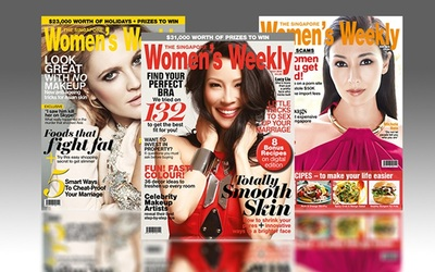 12-Month Digital Subscription of The Singapore Women's Weekly Magazine
