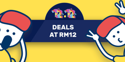 Deals at RM12