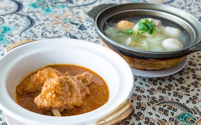 Classic Peranakan Meal for 2 Person