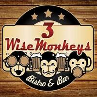 3 Wise Monkeys Bistro & Bar featured image