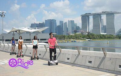 (Mon - Fri) 3-Hour Scooter / Segway Rental for 1 Person