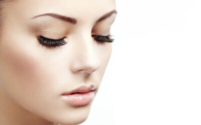 Remove Eyelashes Extention + Serum Mascara