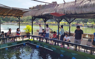 1-Hour Session of Kid Skill Fishing for 1 Child