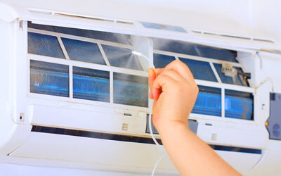 Air Conditioner Servicing for 3 Units (1 Session)