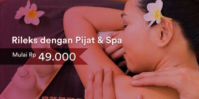 Rileks dengan Pijat & Spa Jakarta
