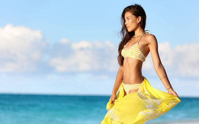Brazilian SHR Laser Hair Removal for 1 Person (3 Sessions)