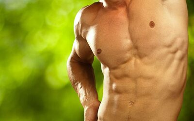 Men Ultrasonolipolysis Intensive Tummy Sculpting Package for 1 Person (2 Sessions)