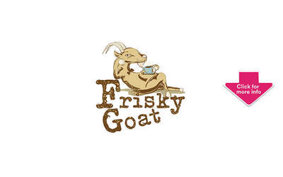Promo Code for 15% Off Any FavePay Purchase at Frisky Goat Bakery Cafe (New FavePay User)